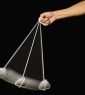 Researchers used a pendulum experiment in their study on improving critical thinking skills. (Photo: Shutterstock)